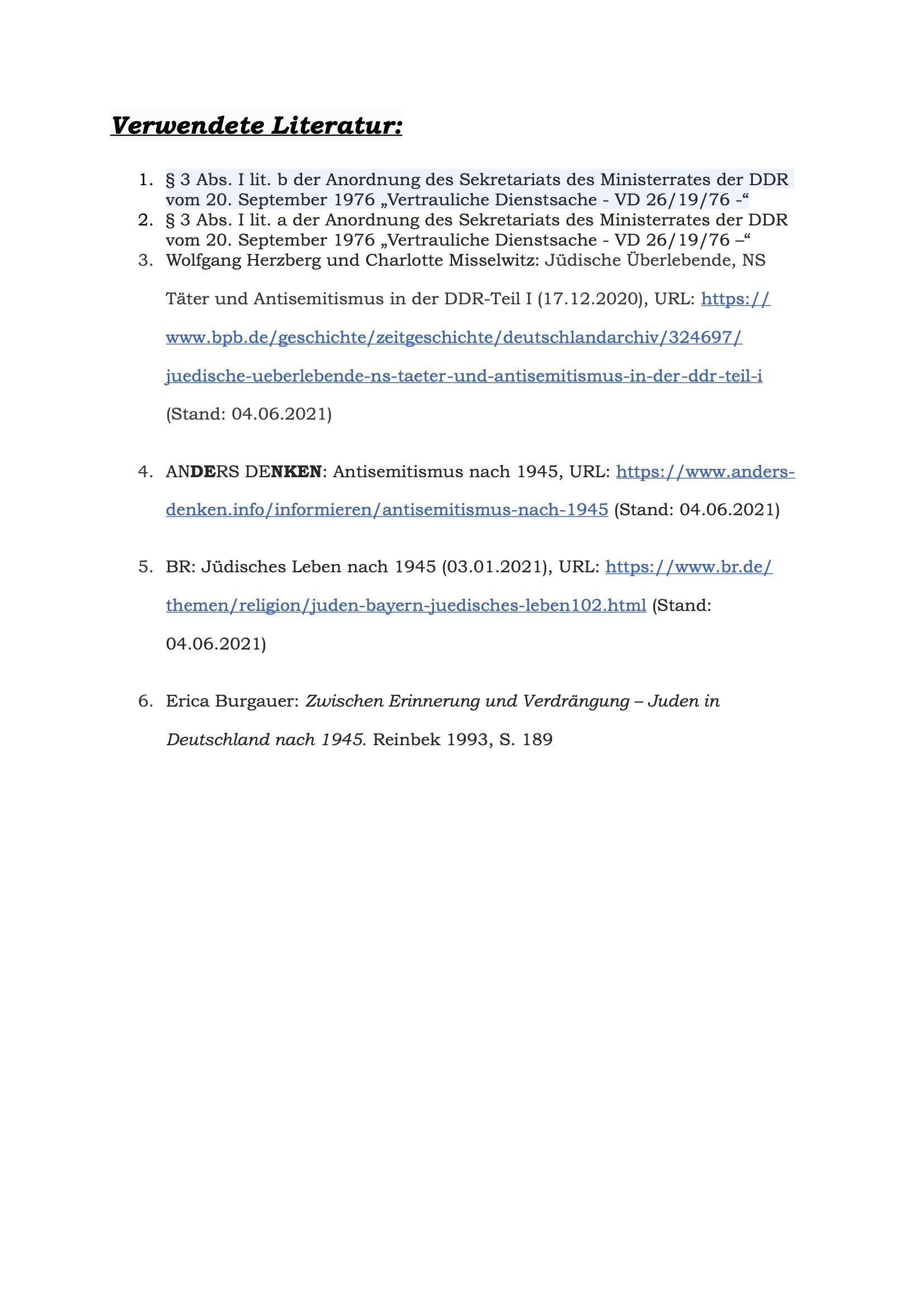 Artikel Antisemitismus nach dem Zweiten Weltkrieg-Seite 3